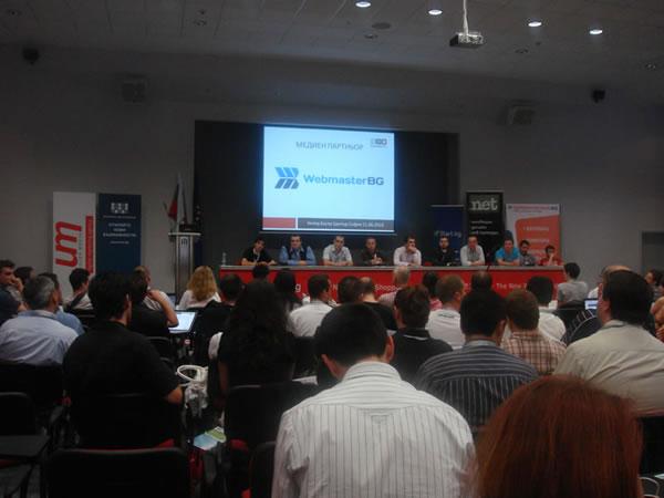 Дискусия и въпроси с участието на всички лектори на SEO конференция 2010